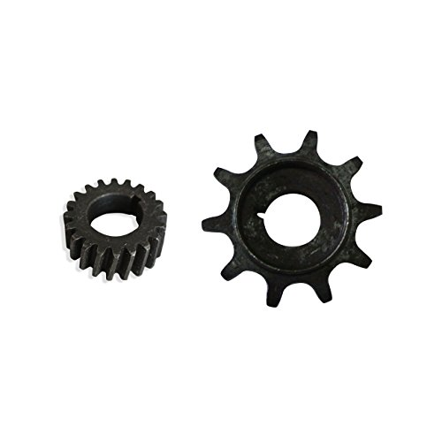 Clutch Drive Gear - New 10Tooth Clutch Gear Drive Sprocket 49cc 66cc 80cc Engine Parts Motorized Bicycle