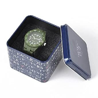 premium selection 1d8dd 1ec91 Amazon | [アメリカンイーグル]American Eagle レディース腕時計 ...