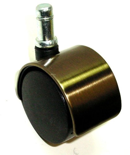 Brass Chair Casters - 5