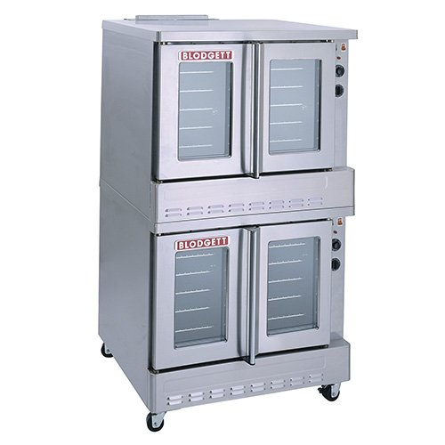 Blodgett SHO-G Double Stack Convection Oven - LP Gas Model by Blodgett