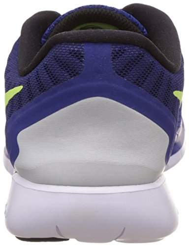 Nike Free 5.0 - Scarpe Sportive da Uomo Blu (Blau/Weiß)
