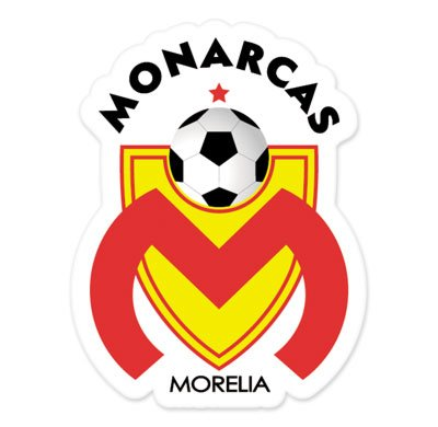 fan products of CA Monarcas Morelia - Mexico Football Soccer Futbol - Car Sticker - 5