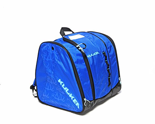 KULKEA Speed Star - Kids Ski Boot Bag, Blue/Light Blue (Best Ski Boots For Kids)