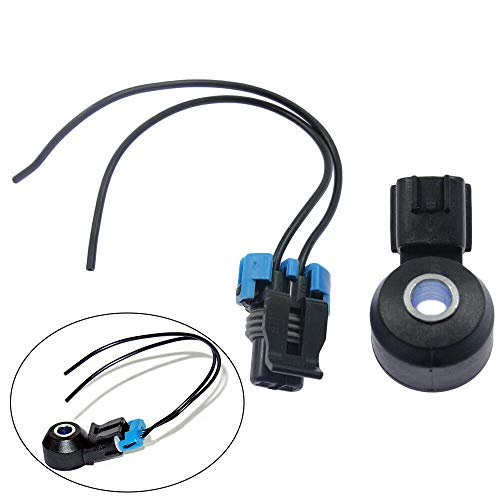 Best Engine Knock Sensor W Electrical Connector Fit 22060-7B000 Nissan Frontier