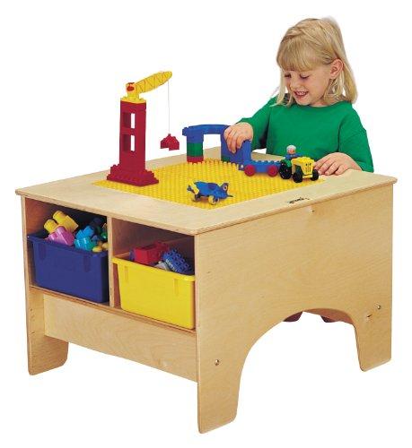 JonTi CrafT 5744JC KYDZ Building Table, Lego Compatible w...