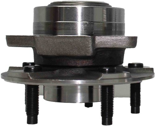 Brand New Front Wheel Hub and Bearing Assembly for Saturn Vue 5 Lug Without ABS ()