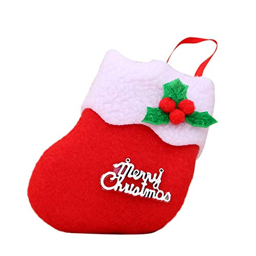 GzxtLTX-Socks,Christmas Decorations New Year Gifts Santa Snowman Socks Christmas Socks Gift (Red) by GzxtLTX-Socks (Image #2)