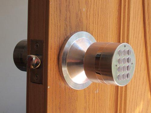 Sohomill Yl 99 Keyless Electronic Keypad Lock Adjustable