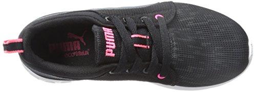 Puma Carson Runner Glitch Fibra sintética Zapato para Correr