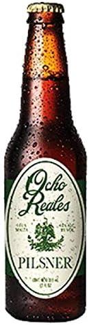 Ocho Reales Pilsner (33 cl) (cerveza negra mexicana)