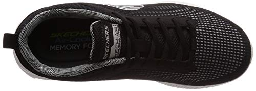Skechers Sport Dyna Air-Blyce Men's Running 10 2E US Black-Grey