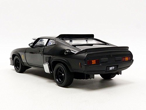 Greenlight 1:24 Last of the V8 Interceptors (1979) -1973 Ford Falcon XB (84051) Die-Cast Vehicle, Black by Greenlight (Image #5)