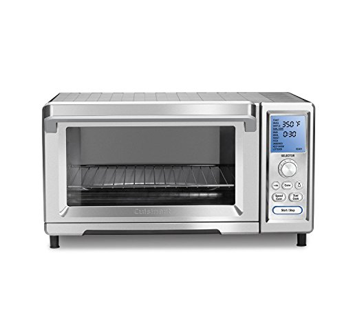 Cuisinart CTO-520PC Toaster Oven, Stainless Steel
