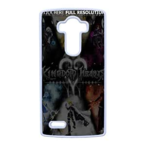 Kingdom Hearts Theme Phone Case Designed With High Quality Image For LG G4