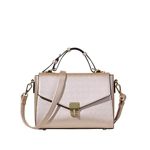 a singola tracolla borsa Portafoglio con a nero tracolla a tracolla capacità spalla tracolla a singola borsa borsa donna Grande oro E06qO