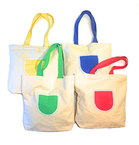 Canvas Tote Shoulder Bags  | Reusable Beach bags, Grocery Ba
