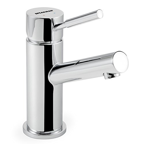 - Speakman SB-1003-E Neo Collection Single Lever Faucet, Polished Chrome