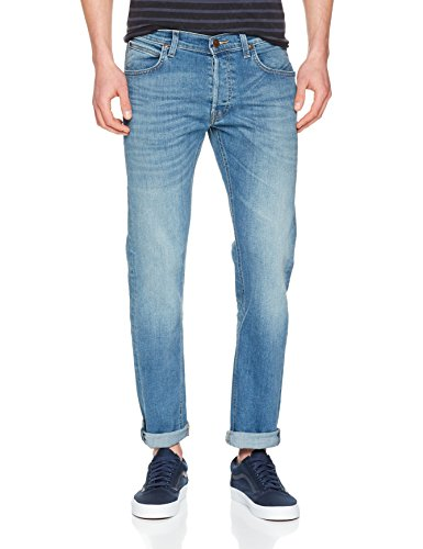 Kiup Uomo Straight Jeans Daren Blu Lee fresh U1gBqB