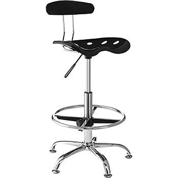 Amazon Com Flash Furniture Lf 215 Blk Gg Vibrant Black