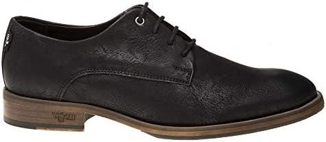 New Mens V.Gan Black Vegan Oatmeal Shoes Lace Up