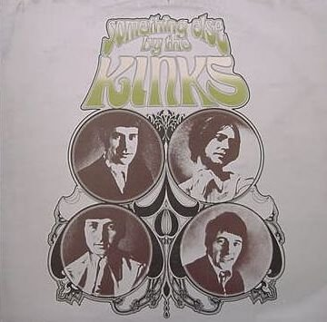 Something Else By The Kinks (Original Edition Vinyl) by Reprise
