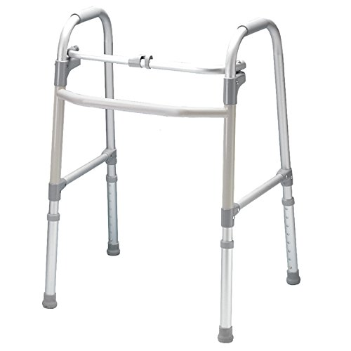Carex Health Brands Single-Button Walker by Carex Health Brands
