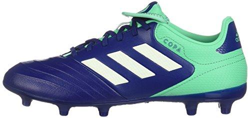 Pictures of adidas Men's Copa 18.3 Fg Soccer Shoe BB6358 White/Black 5