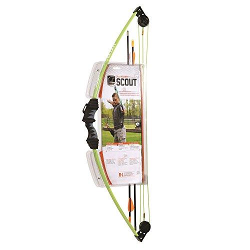 scout bow set flo