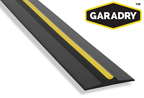 "Garadry ½"" Garage Door Threshold Seal Kit 8'3"""