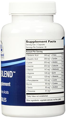 Progressive Labs Amino Blend Supplement, 90 Count Photo #6