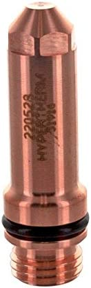 220528-3 pcs. Hypertherm HSD Electrode 50 Amp
