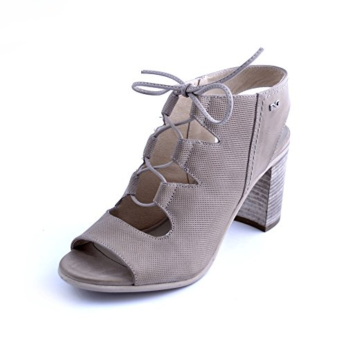 Women's Fashion Champagne Nero Sandals Giardini FfqxwY