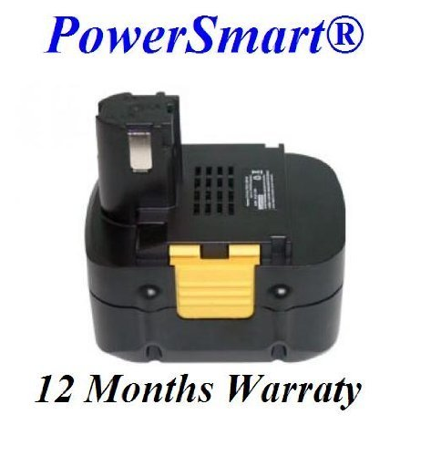 PowerSmart 15.6V 3000mAh Ni-MH 47Wh Cordless Drill Battery for PANASONIC EY9136, EY9136B, EY9230, EY9230B, EY9231, EY9231B by PowerSmart