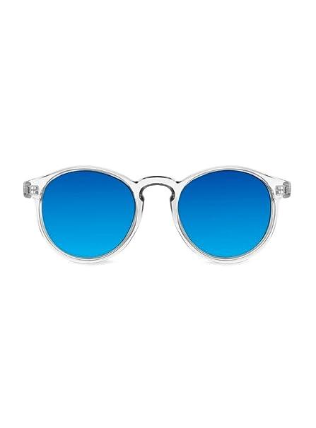 KOALA BAY Gafas Polarizadas Clearwater Blanco Lentes Azul Espejo
