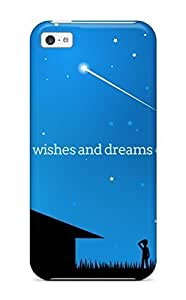 6265590K67855483 Awesome Design May Dreams Come True Hard Case Cover For Iphone 5c