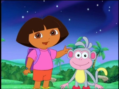 Dora's Pegaso Adventure Dora The Explorer Video