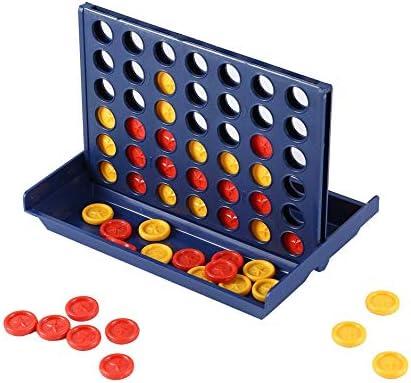 Juguete Educativo Chess REN Toys-Bingo Juego Cuatro cuádruples ...
