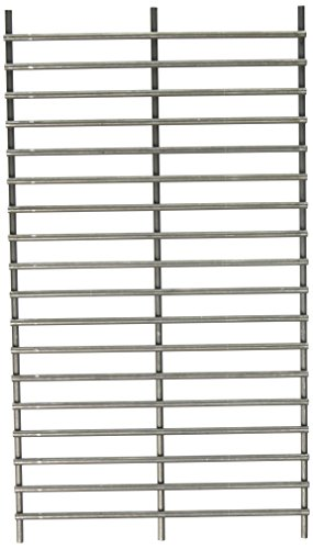 Music City Metals 90101 Steel Wire Rock Grate Replacement for Select Gas Grill Models by Arkla, Charmglow and Others