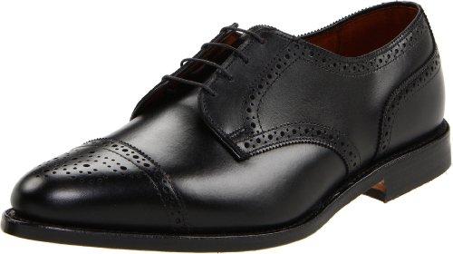 Allen Edmonds Men's Sanford  Oxford,Black,9 D US