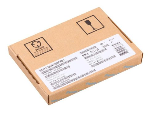 Intel SSD SSDSC2BB080G401 DC S3500 Series 80GB 2.5inch SATA 6Gb/s 20nm MLC 7mm OEM Brown Box