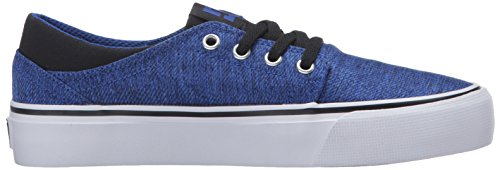 DC–joven Trase TX SE zapatos azul/negro/blanco
