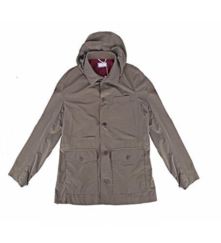 brunello-cucinelli-mens-khaki-rain-jacket-size-54