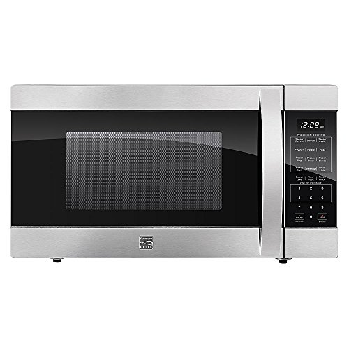Kenmore Elite 2.2 cu. ft. Counter Top Microwave Oven w/ Inverter - Stainless Steel 79393