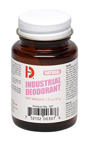 Big D 307 Industrial Deodorant, Natural Fragrance, 1.5 oz (Pack of 12) - Lasts up to 45 days - Wick air freshener ideal for restrooms, patient care, smoking areas, musty rooms ()
