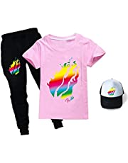 Coolchild Preston Merch Kids Pants t Shirt Hat Set Preston Styles Outfit