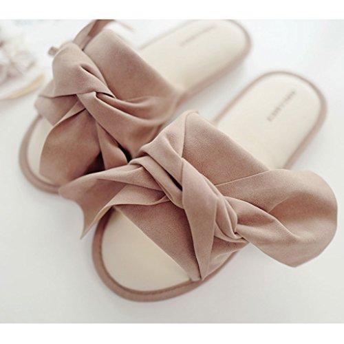 Pantofole Chanclas para mujer verde Verde EU38/UK5.5/CN38 Cachi
