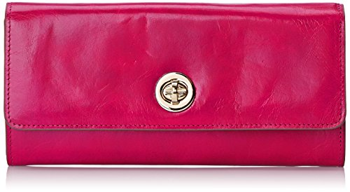 Tusk Tuscany On A Chain Evening Bag, Geranium, One Size