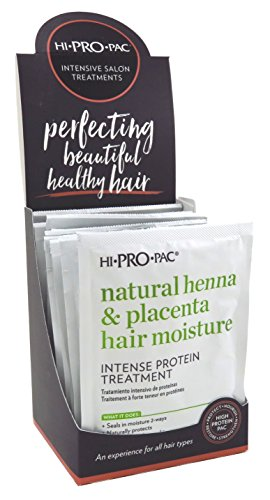 - Hi-Pro-Pac Pks Henna Placenta Vitamin-E Intense 1.75 Ounce(12 Pieces) (51ml)