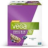 Vega Protein Snack Bar, Blueberry Oat, 12 ct