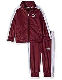 PUMA Baby-Boys Boys' Tricot Pant Set Pants Set